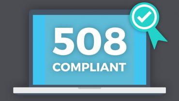 Section 508 Comprehensive Compliance Checklist
